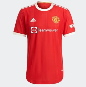 Manchester United 2022 maillot domicile