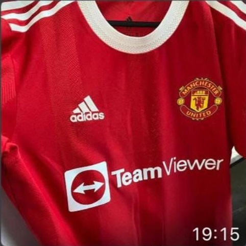 Manchester United 2022 maillot domicile foot