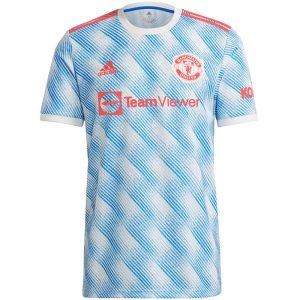 Manchester United 2022 nouveau maillot de foot exterieur officiel