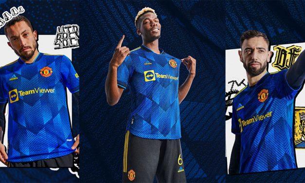 Infos sur les maillots de foot Manchester United 2022 faits par Adidas