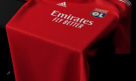 OL : les nouveaux maillots de foot Lyon 2022