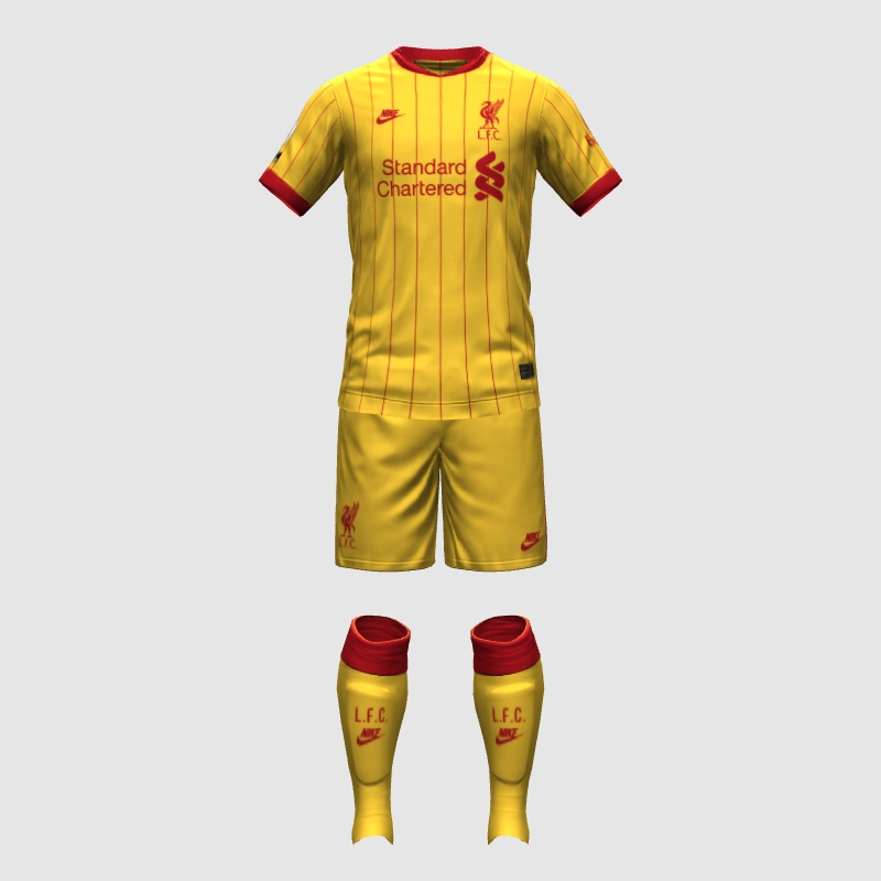 Liverpool 2022 prediction maillot third possible