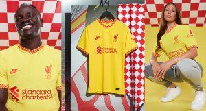 Liverpool 2022 troisieme maillot third football 1