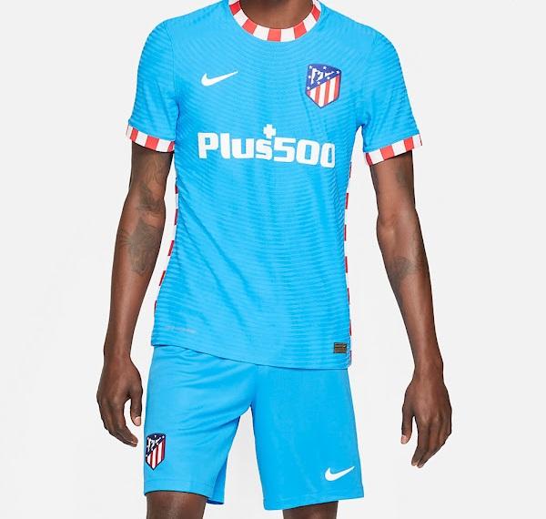 Atletico Madrid 2022 3eme maillot de foot