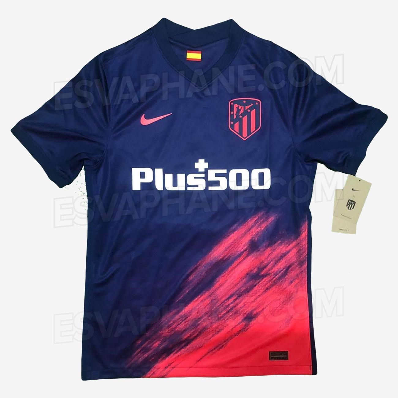 Atletico Madrid 2022 maillot de foot exterieur