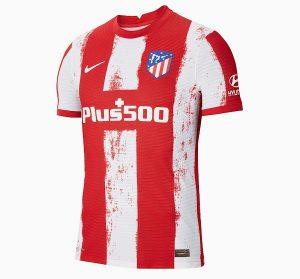 Atletico Madrid 2022 nouveau maillot domicile