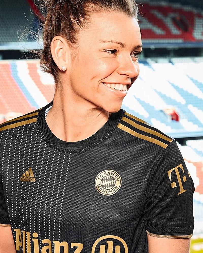 Bayern Munich 2022 maillot de foot exterieur