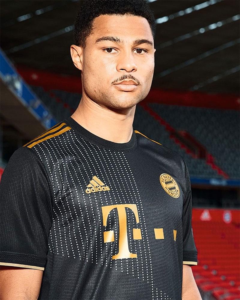 Bayern Munich 2022 maillot exterieur officiel