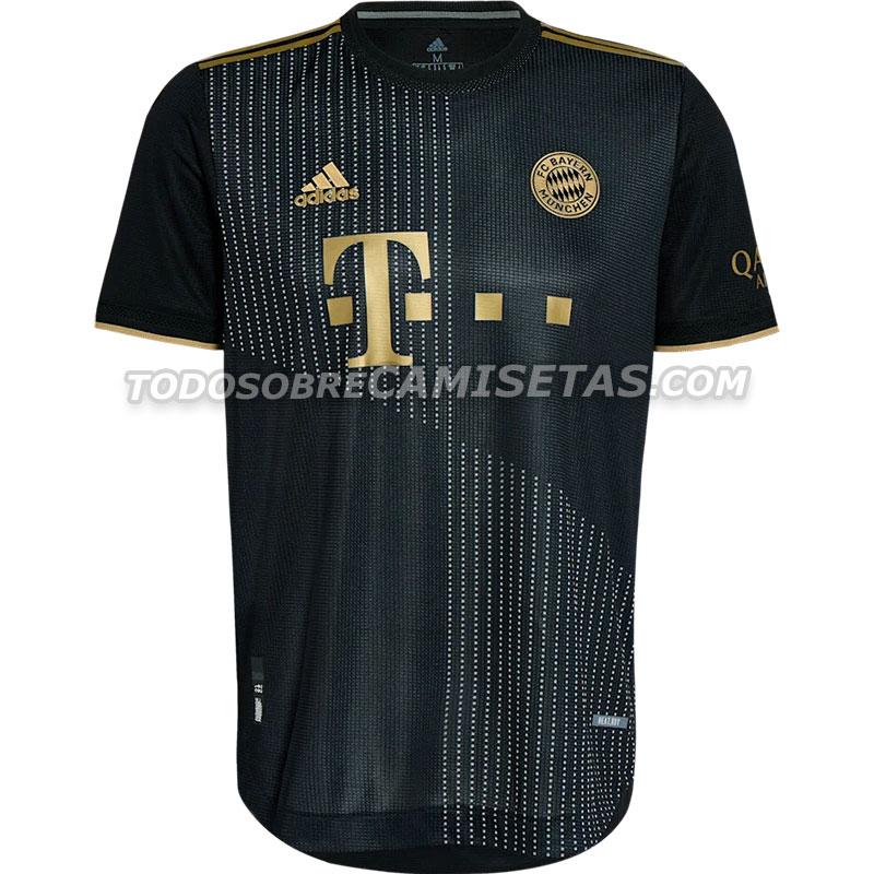 Bayern Munich 2022 nouveau maillot de foot exterieur