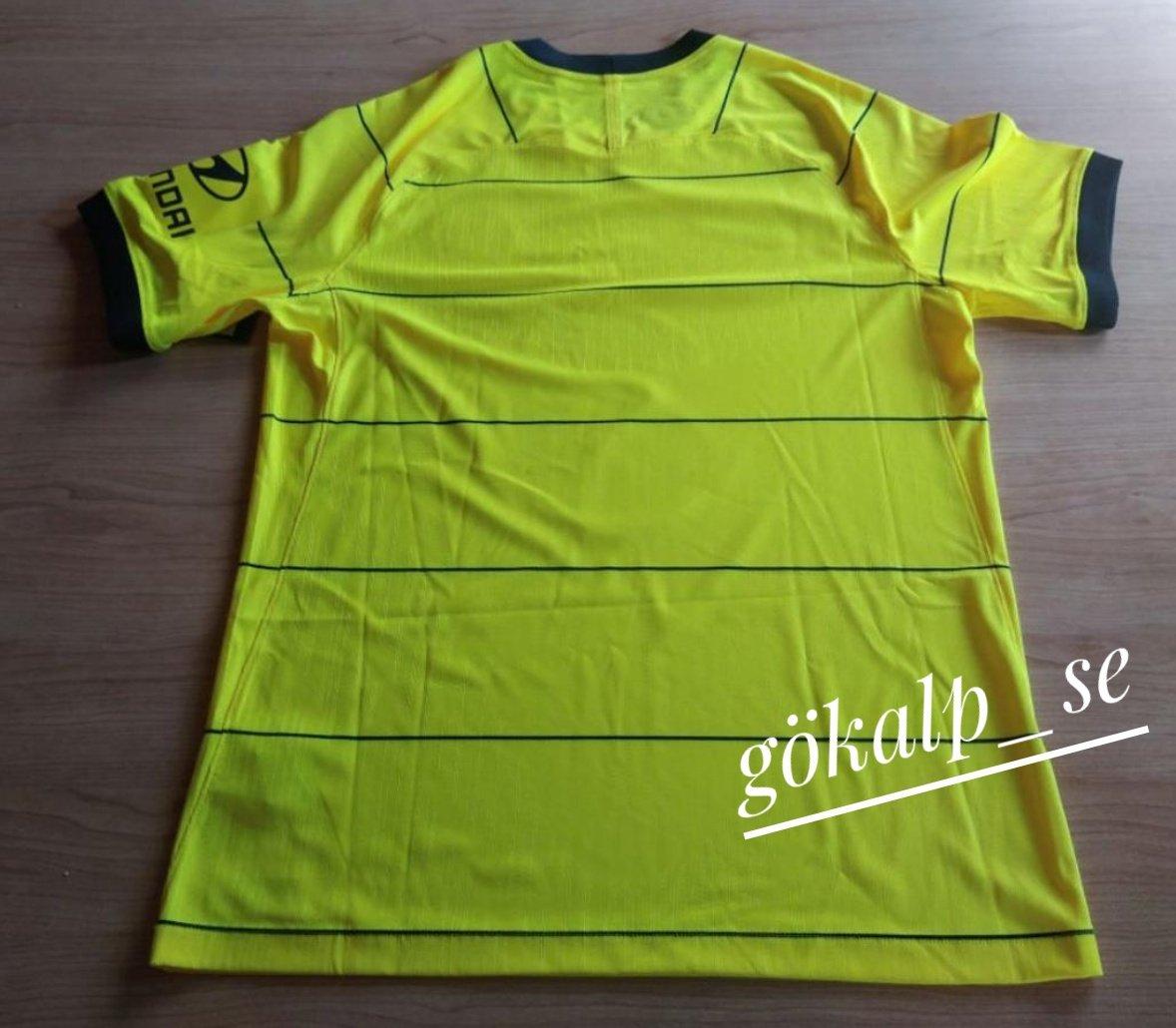 Chelsea 2022 nouveau maillot exterieur Nike dos