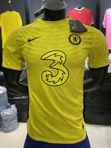 Chelsea 2022 possible maillot exterieur foot