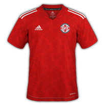 Georgie 2020 maillot de foot exterieur