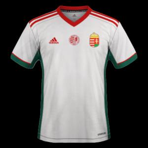 Hongrie Euro 2020 maillot de football exterieur