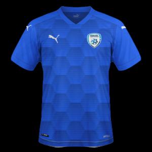 Israel 2020 maillot de foot domicile
