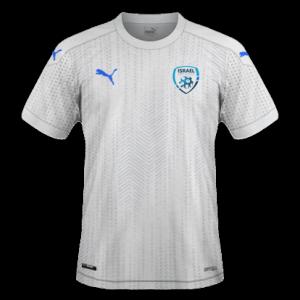 Israel 2020 maillot de foot exterieur