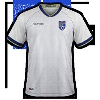 Kosovo 2020 maillot de foot exterieur