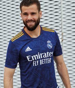 Real Madrid 2022 maillot de foot exterieur officiel