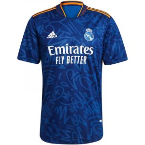 Real Madrid 2022 maillot exterieur Adidas