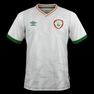 Republique Irlande 2020 maillot exterieur