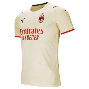 AC Milan 2022 maillot de foot exterieur