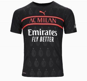 AC Milan 2022 maillot de foot third