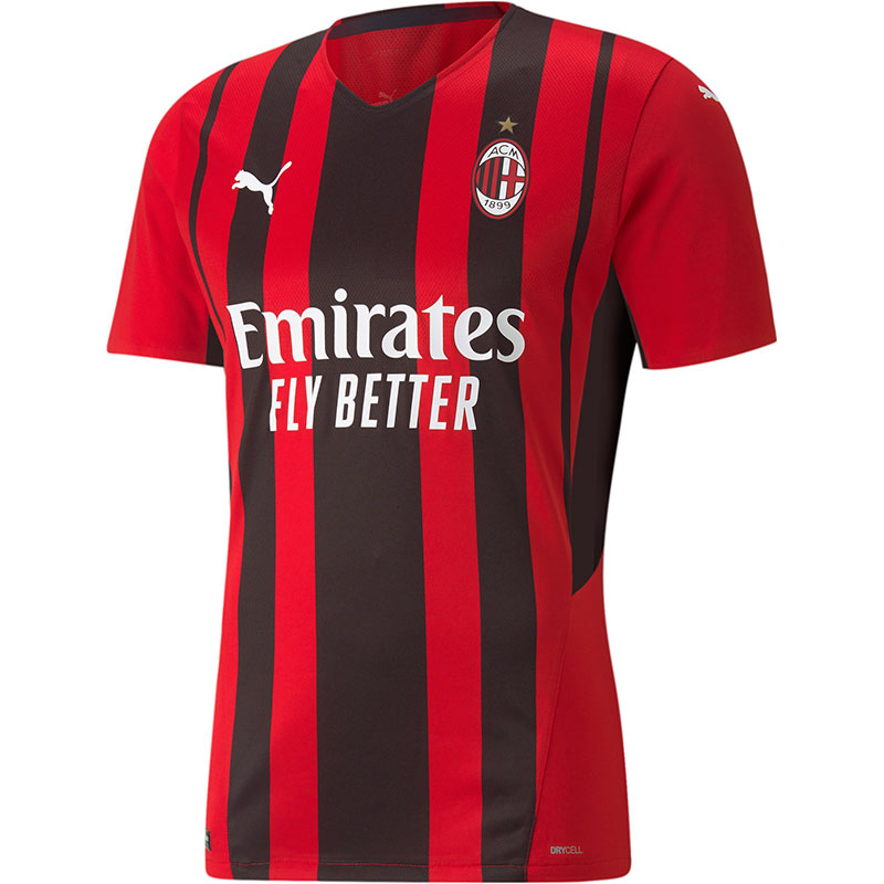 AC Milan 2022 maillot domicile officiel
