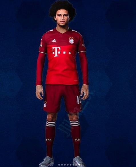 Bayern Munich 2022 nouveau maillot domicile