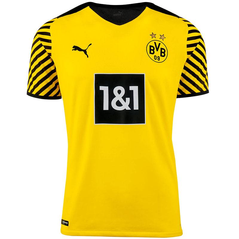Borussia Dortmund 2022 maillot domicile officiel