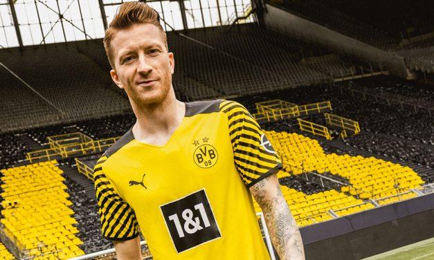 Les maillots de football Dortmund 2022