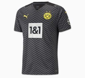 Dortmund 2022 maillot exterieur 21 22