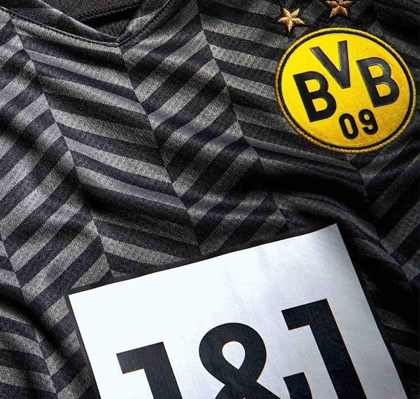 Dortmund 2022 maillot exterieur