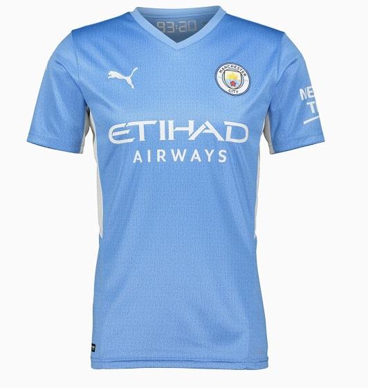 Manchester City 2022 maillot de foot domicile Puma