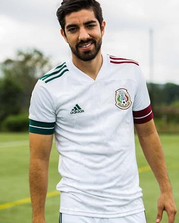 Mexique 2020 maillot exterieur foot