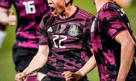 Le Mexique change de couleur sur son maillot 2021