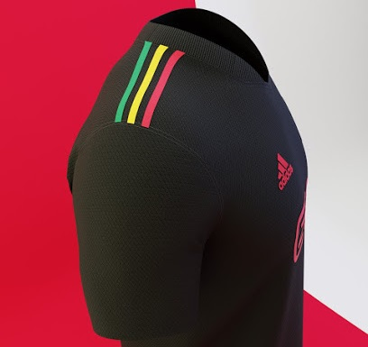 Ajax 2022 maillot third possible