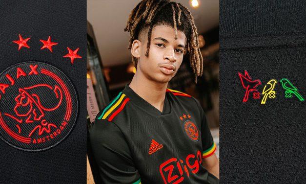 AJAX 2022 les nouveaux maillots de foot Adidas