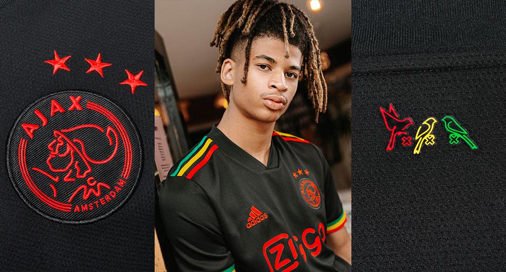 Ajax 2022 nouveau troisieme maillot third