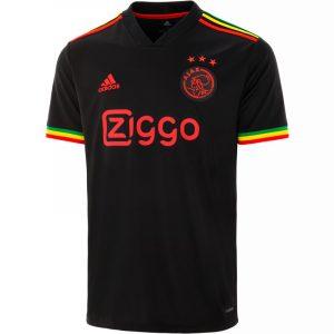 Ajax 2022 nouveau troisieme maillot third 21 22