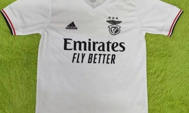 Du classique pour les maillots de foot Benfica 2022