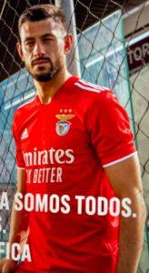 Benfica 2022 nouveau maillot domicile