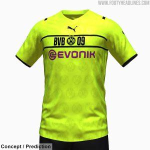 Dortmund third possible
