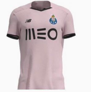 FC Porto 2022 troisieme maillot third foot