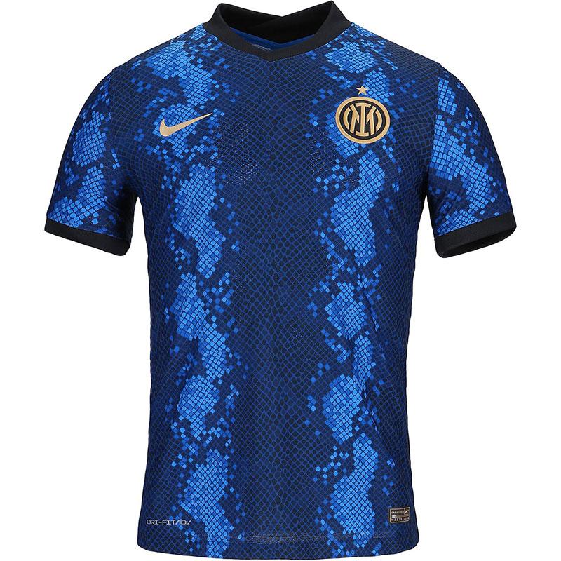 Inter Milan 2022 maillot domicile officiel foot