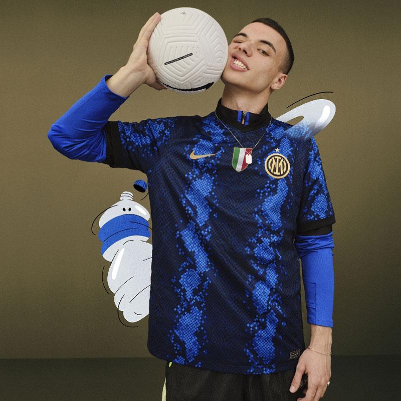 Inter Milan 2022 maillot domicile officiel