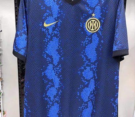 Infos sur les nouveaux maillots de foot Inter Milan 2022