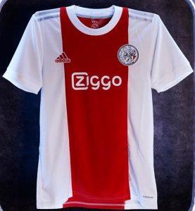 Ajax 2022 nouveau maillot foot domicile