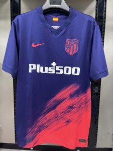 Atletico Madrid 2022 nouveau maillot exterieur