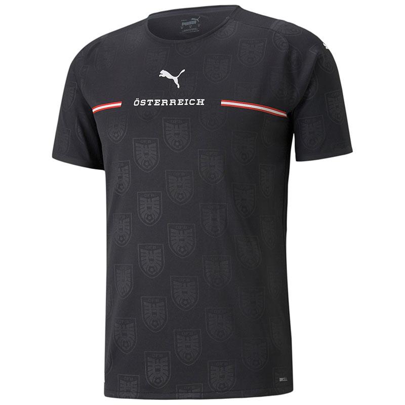 Autriche Euro 2021 nouveau maillot exterieur foot