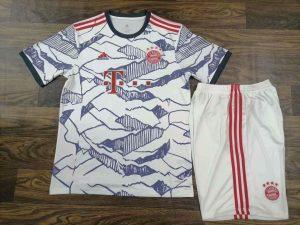 Bayern Munich 2021 troisieme maillot third