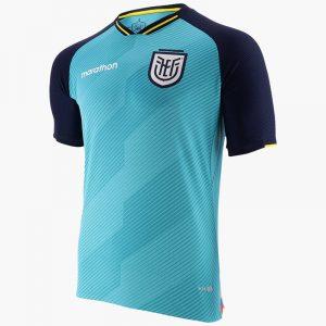 Equateur Copa America 2020 2021 maillot de foot exterieur